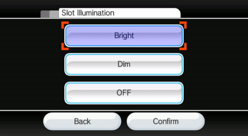 Slot Illumination 2