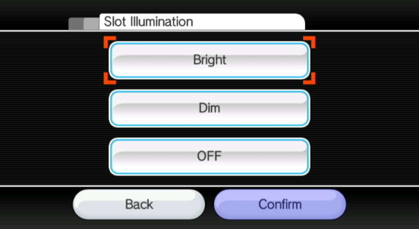 Slot Illumination 3