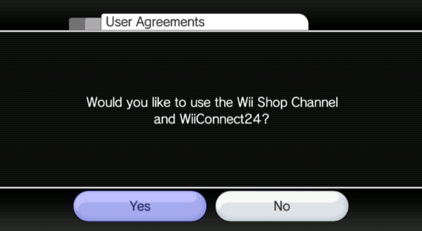 User Agreements 2